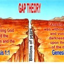 The Gap Theory refuted