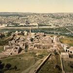 Jerusalem-East-view-ancient-picture