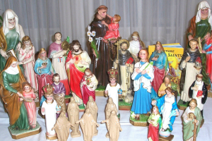 Concerning the so called sacred statues and images of the Catholic Church